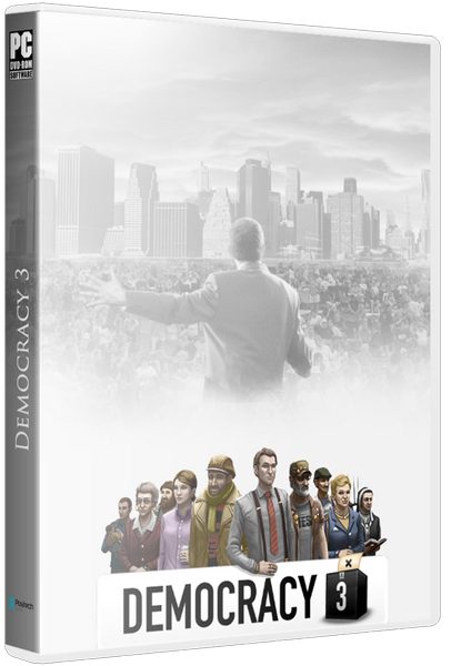 Democracy 3: Social Engineering (2013) PC | RePack от xatab