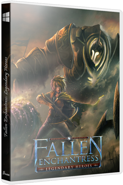 Fallen Enchantress: Legendary Heroes [v 1.6] (2013) PC | RePack от xatab