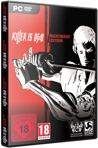 Killer is Dead - Nightmare Edition (2014) PC | RePack от xatab