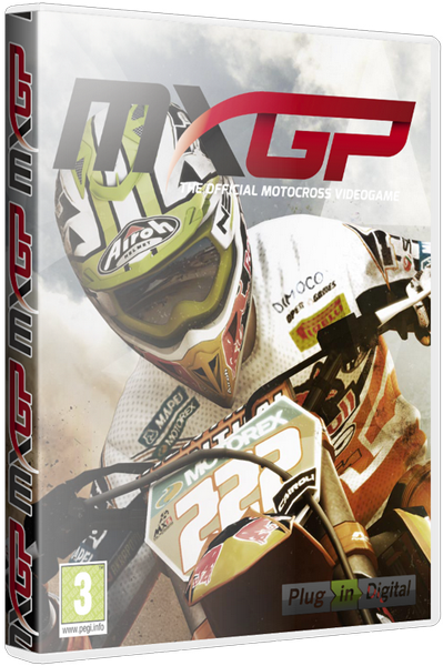 MXGP - The Official Motocross Videogame (2014) PC | Repack от xatab