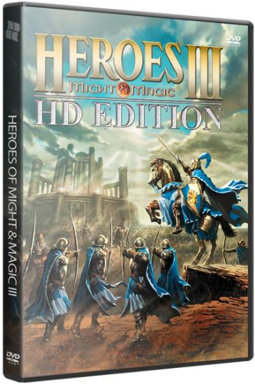 Heroes of Might & Magic 3: HD Edition [Update 3] (2015) PC | RePack от xatab