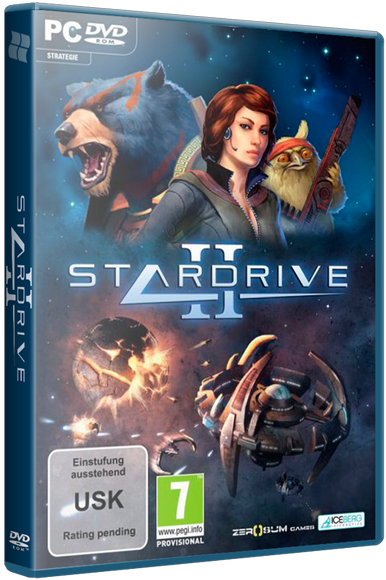 StarDrive 2: Digital Deluxe (2015) PC | RePack от xatab