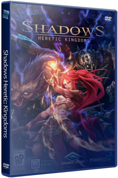Shadows: Heretic Kingdoms - Book One. Devourer of Souls [v 1.0.0.8178] (2014) PC | RePack от xatab