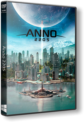 Anno 2205: Gold Edition [Update 3] (2015) PC | RePack от xatab