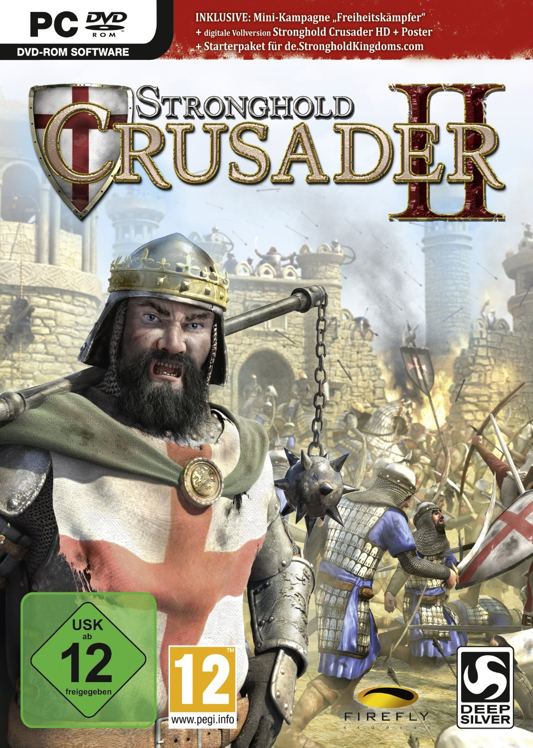 Stronghold Crusader 2 [Update 20 + DLCs] (2014) PC | RePack от xatab