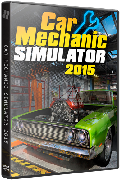 Car Mechanic Simulator 2015: Gold Edition [v 1.0.5.6 + 4 DLC] (2015) PC | RePack от xatab