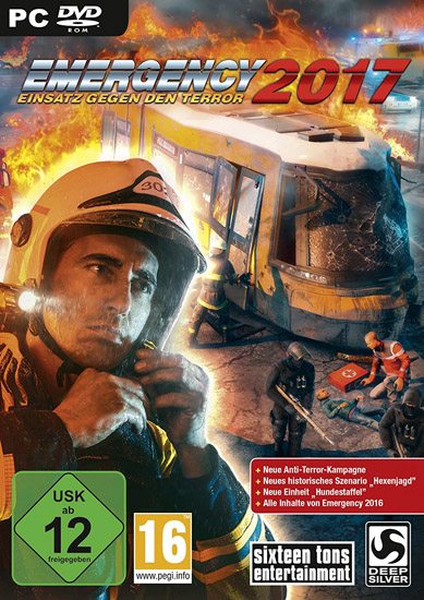 Emergency 2017 (2016) PC | RePack от xatab
