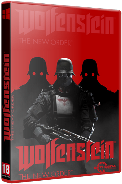 Wolfenstein: The New Order [1.0.0.2 (35939)] (2014) PC | RePack от xatab
