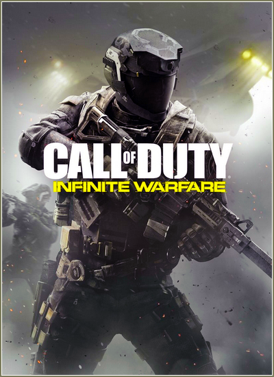 Call of Duty: Infinite Warfare - Digital Deluxe Edition (2016) PC | RiP от xatab