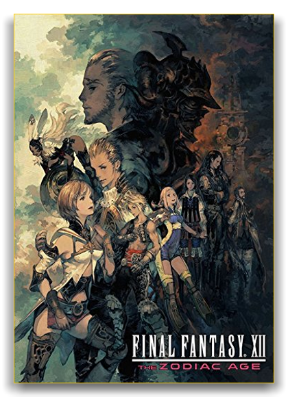 FINAL FANTASY XII THE ZODIAC AGE (Square Enix) (ENG/JAP/MULTi) [RePack] by xatab