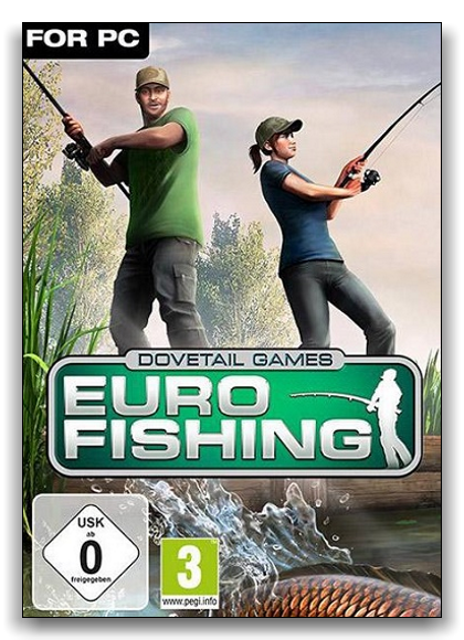 Euro Fishing: Urban Edition (2017) PC | RePack от xatab