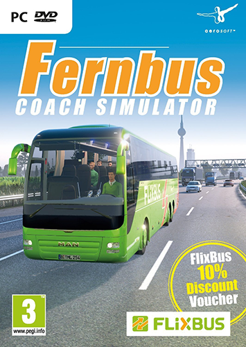 Fernbus Simulator [v 1.14.12800 + 2 DLC] (2016) PC | RePack by xatab