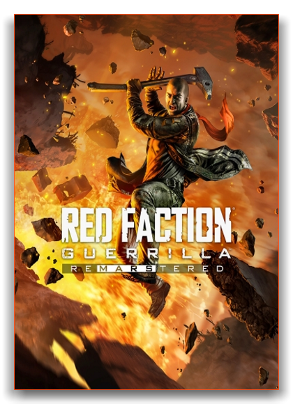 Red Faction Guerrilla Re-Mars-tered (2018) PC | RePack by xatab