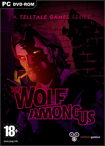 The Wolf Among Us: Episode 1 - 5 (2013) PC | RePack от xatab
