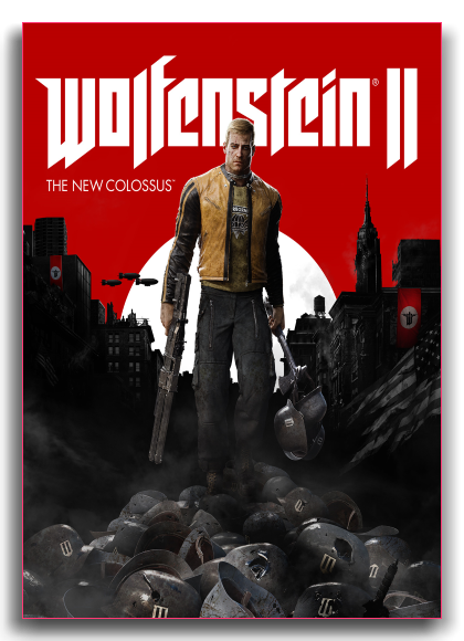 Wolfenstein II: The New Colossus (Bethesda Game Studios) (RUS|ENG) [RePack] by xatab