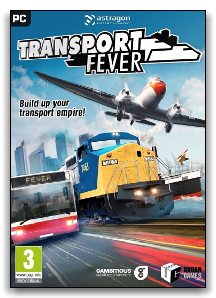 Transport Fever  (Build 18381) (RUS|ENG) RePack от xatab