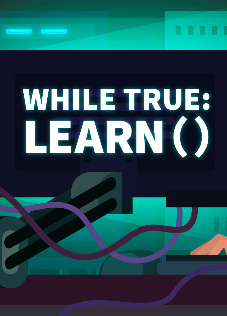 while True: learn() (2019) PC | Лицензия