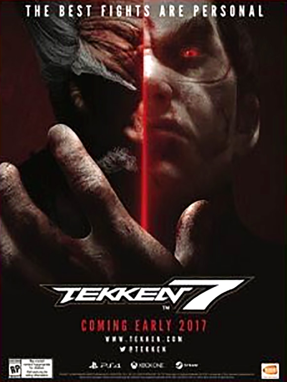 TEKKEN 7 Ultimate Edition  [v 2.21] (2017) PC | RePack by xatab