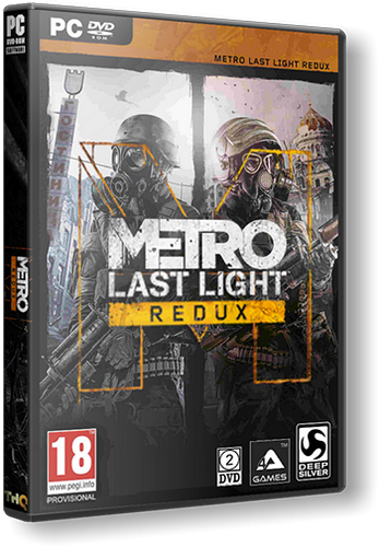 Metro: Last Light - Redux [Update 7] (2014) PC | RePack от xatab