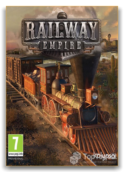 Railway Empire  (v.1.10.0.24863 + DLC ) RePack by xatab