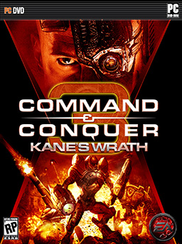 Command And Conquer 3.Kanes Wrath  (2008)  RePack от xatab