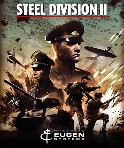 Steel Division 2 Total Conflict Edition [v 32807 (36757) +  DLC] (2019) PC | RePack от