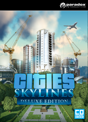 Cities: Skylines - Deluxe Edition [v  1.13.0-f7 + DLC] (2015) PC | RePack от xatab
