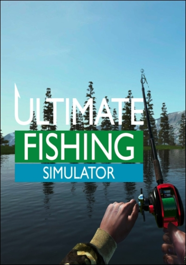 Ultimate Fishing Simulator [v 2.20.5493_(38146)+DLC] (2017) PC | RePack от xatab