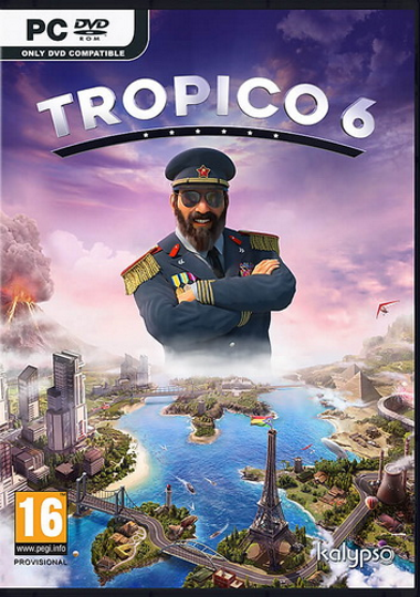 Tropico 6  El Prez Edition [1.080.Rev.112678] (2019)  PC | RePack от xatab