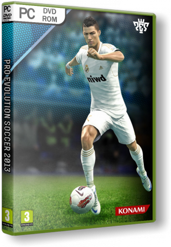 Pro Evolution Soccer 2013 [v 1.04] (2012) PC | RePack от xatab