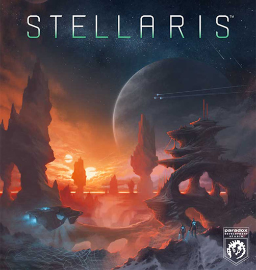 Stellaris: Galaxy Edition [v 2.7.1 (38095) +  DLC]