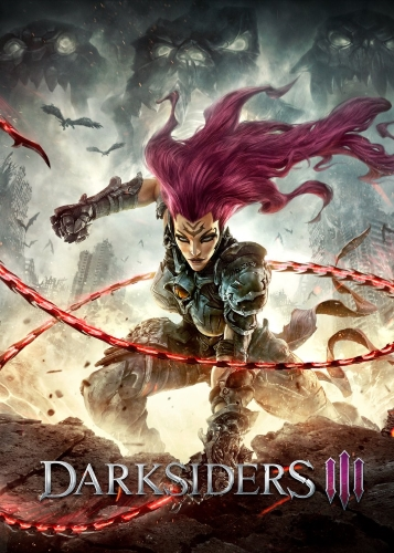 Darksiders III: Deluxe Edition [v. 1.4 (203415_PK1_PK2)] (2018) PC | RePack от xatab