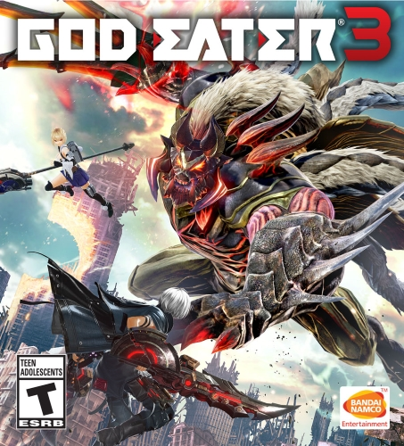 God Eater 3 [2.20] (2019) PC | RePack от xatab
