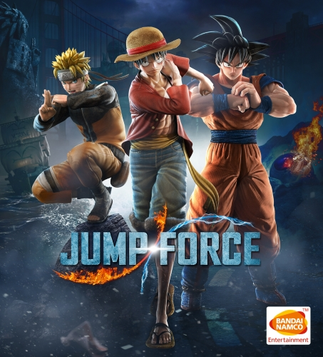 Jump Force (v2.01) (2019) PC | RePack от xatab
