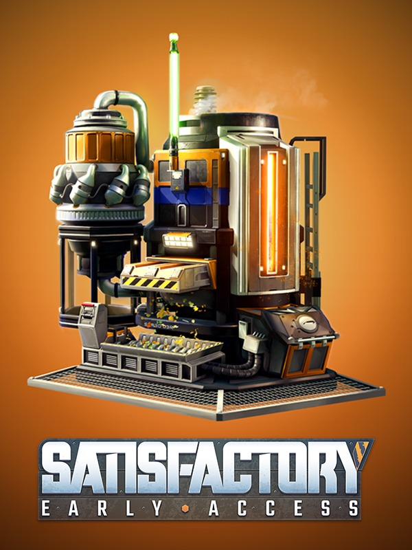 Satisfactory [ 0.2.1.15 build 106027/Early Access] (2019) RePack от xatab