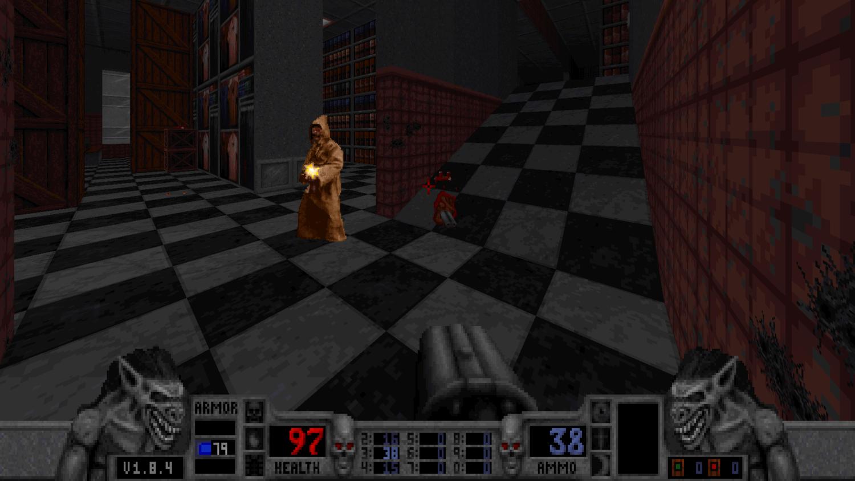 Скриншот к игре Blood: Fresh Supply v.1.9.10-1 [GOG] (1997-2019) скачать торрент Лицензия