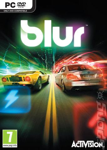 Обложка Blur (2010) Repack от Xatab