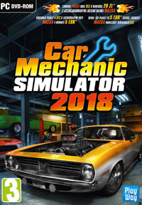 Car Mechanic Simulator 2018 (1.6.4) (2017) PC | RePack от xatab