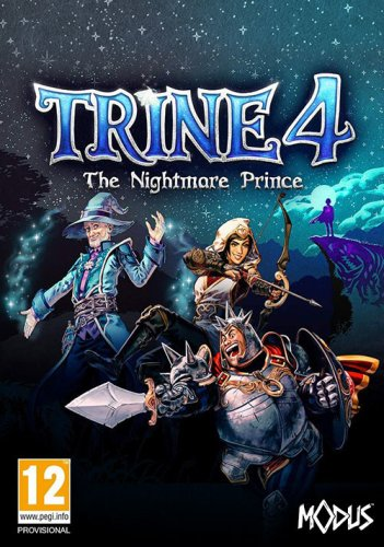 Trine 4: The Nightmare Prince  (2019)  RePack от