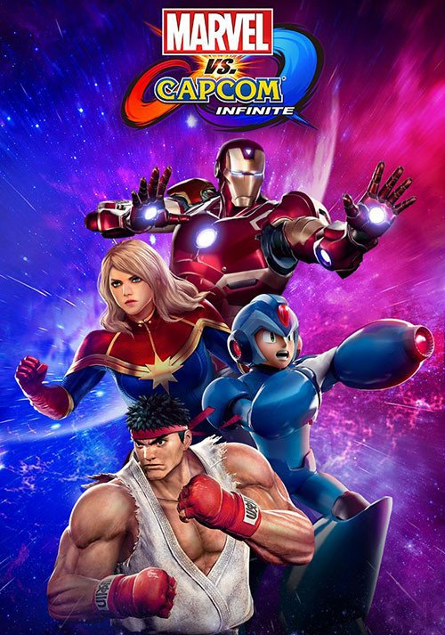 Marvel vs. Capcom: Infinite - Deluxe Edition (2017)  RePack от