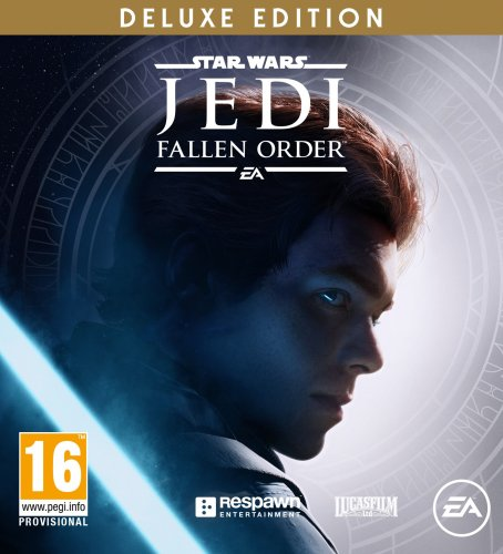 Star Wars Jedi: Fallen Order - Deluxe Edition (2019) PC | RePack от