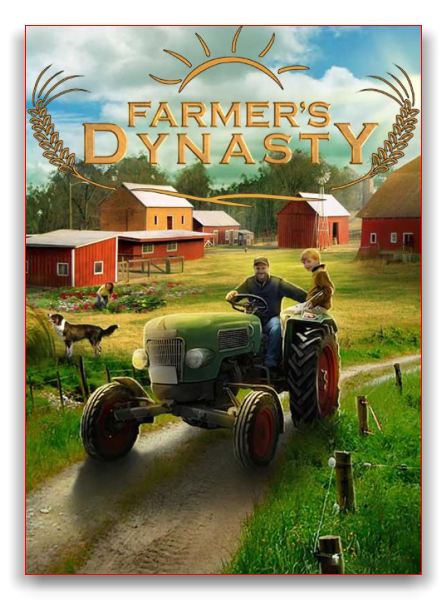 Farmer's Dynasty (2019) PC | RePack от